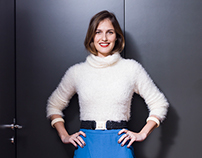 Antonia Bergamin - Harper's Bazaar
