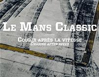 BOOK LE MANS CLASSIC