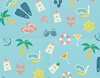 SUMMER ADV | Poster & Card