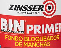 Latin American New Primer Label Design