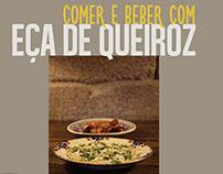 Comer e beber com Eça de Queiroz - book cover
