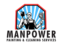 Manpower logo design