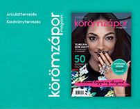 Beauty Magazine - Körömzápor