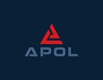 APOL Company Logo Design