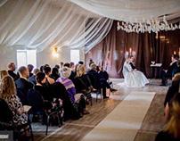 Bryllup på Gørdinglund Herregård