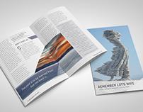 Typography: Speech Booklet