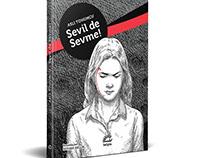 "ILLUSTRATIONS FOR SCI-FI BOOK ""SEVIL DE SEVME"""