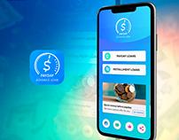 App Design Payday Advance Loan