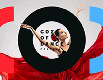 Coz Of Dance Festival | BRANDING