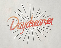 Daydreamer typography