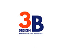3B Design Firm Logo design