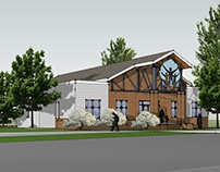 New HQ for The Steve Smith Family Foundation - CLT NC