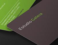 ESTUDIO GALERA ARQ. Branding