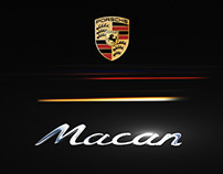 Porsche Macan Launch - 3D mapping