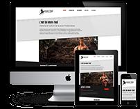 Muay-Thaï - Site web statique