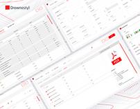 Drewnostyl Company - UI/UX