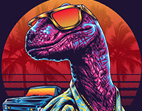 The 80s Raptor