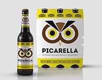 Picarella's Beer.