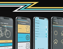 Bike Breeze App