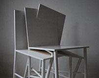 Ssstoell la chaise mixée par Charlotte Girod