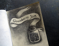 Gooseberry Jam - A Comic