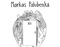 Artwork for Markas Palubenka 'no fun in 101'