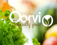 Oorvi. Naturally yours.