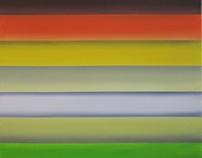 Green series (oil paintings)