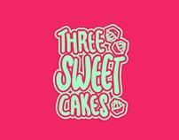 3 Sweet Cakes Brand