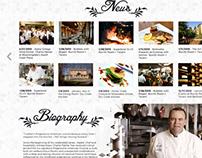 Site for some restaurante