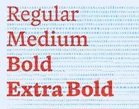 Blanco Typeface