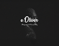 Oliver – Photography & Personal Blog HTML5 Template
