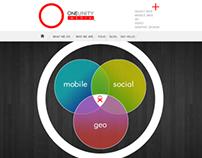 ONEUNITY Website Design