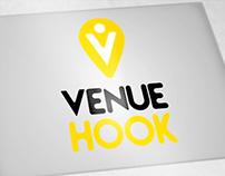 "Logo for ""Venuehook"""