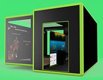 NIKEiD Mobile Pop-Up Shop