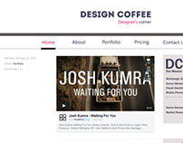 Design Coffee - HTML/CSS Template