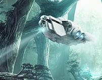 Sci-fi & Fantasy concepts