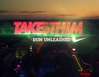 Nike - Take Stockholm