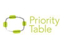 Priority Table Sales Website