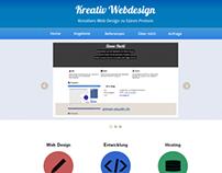 Kreativ Webdesign