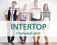 Fasion Friend / Social Media activation for Intertop