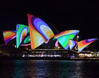Vivid Festival Sydney 2011