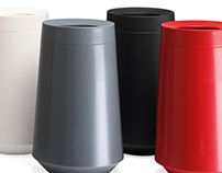 Pop waste basket in new colours and sizes.
