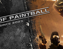 House of Paintball Leaflet