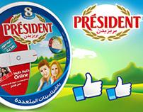 President & Vodafone promotion