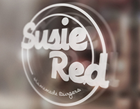 Susie Red Corporate Identity