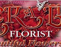Florist facebook header design