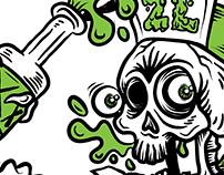 ZombieLand Ilustración