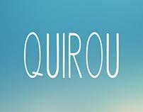 Quirou Font