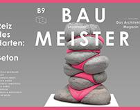 Baumeister Magazin - September 2016